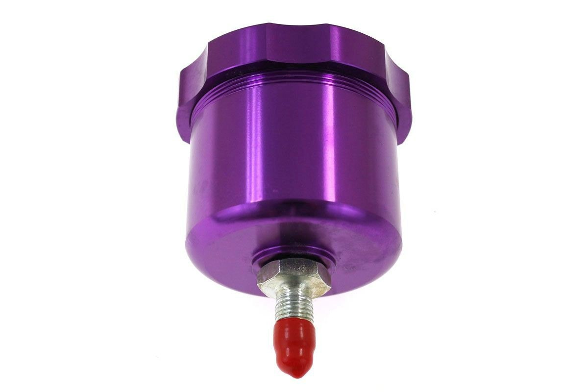 Zbiorniczek płynu do hamulca hydraulicznego purple - GRUBYGARAGE - Sklep Tuningowy